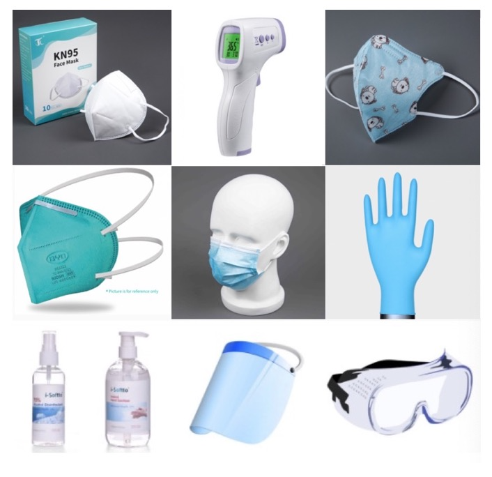 PPE / Lab Supplies