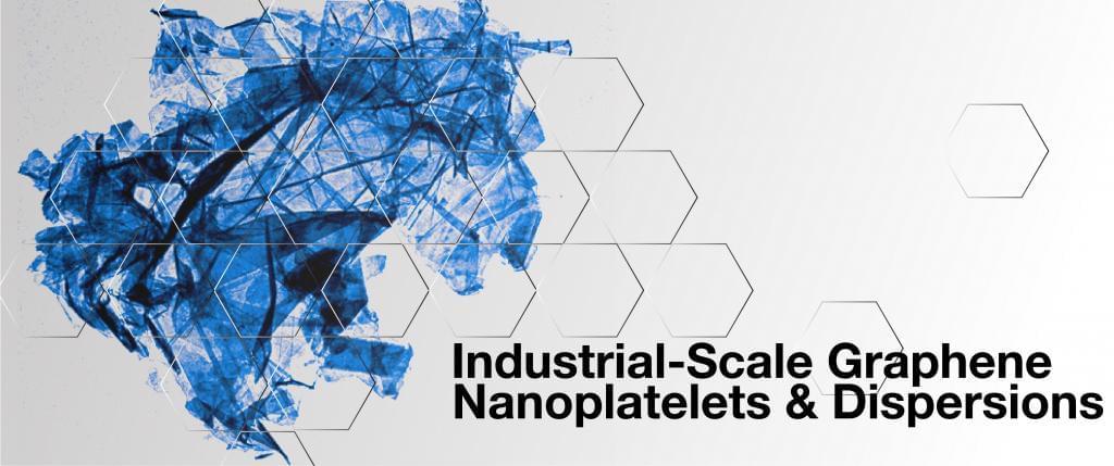 Industrialized nano platelets