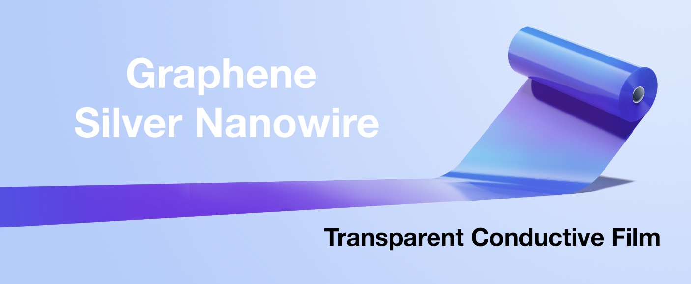 Graphene and Silver Nanowire Transparent Conductive Film