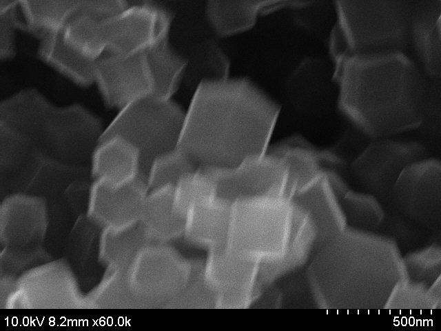SEM-ACS Material N-doped Graphitic Porous Carbon