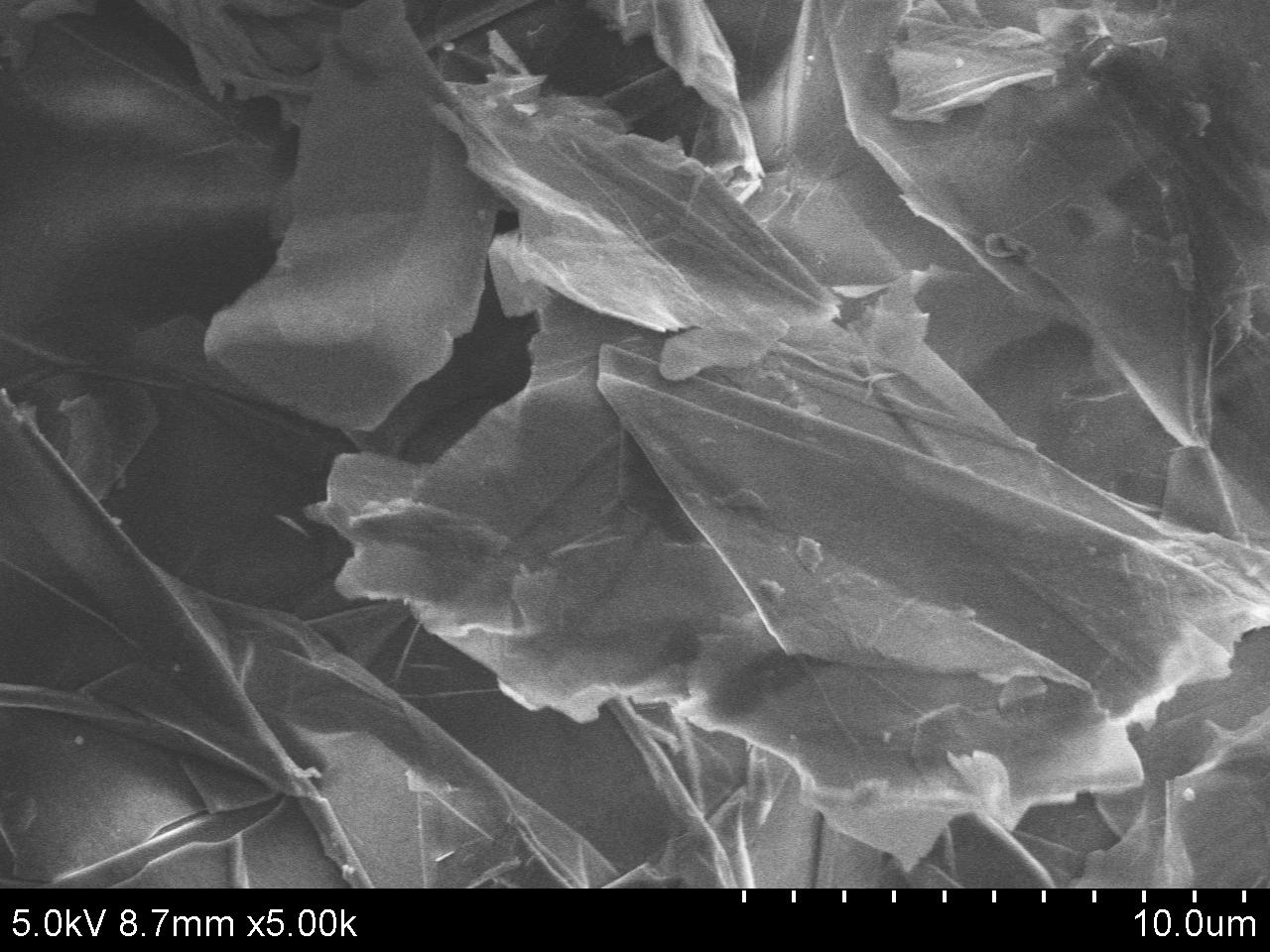 TEM-ACS Material-Fluorinated Graphene (Type B)