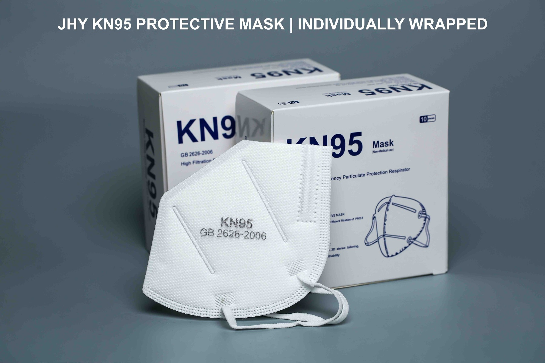 JHY KN95 Face Mask