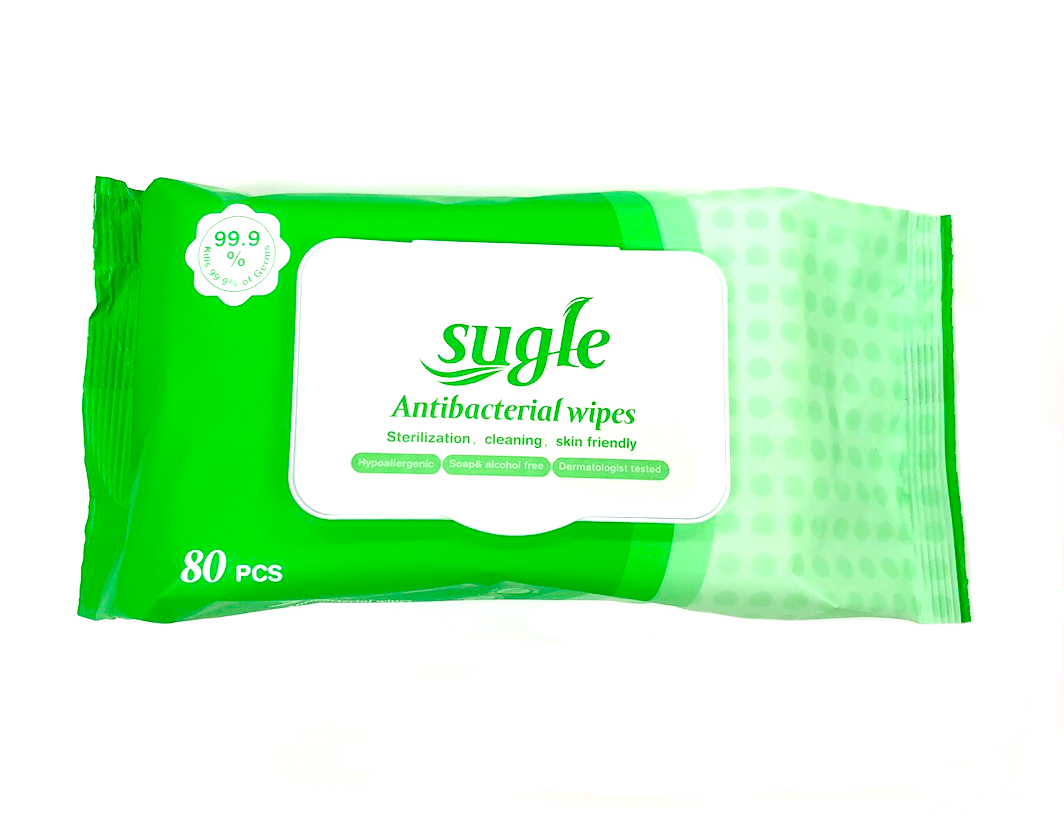 ACS Material Antibacterial Wipes