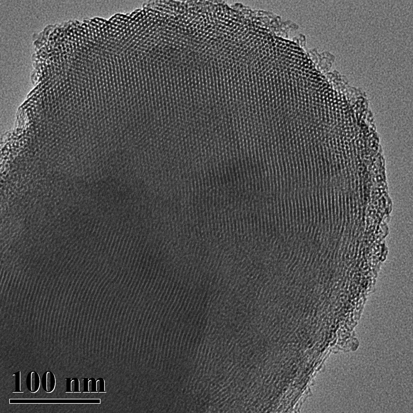 TEM Image (1) of ACS Material MCM-41 (Type A)