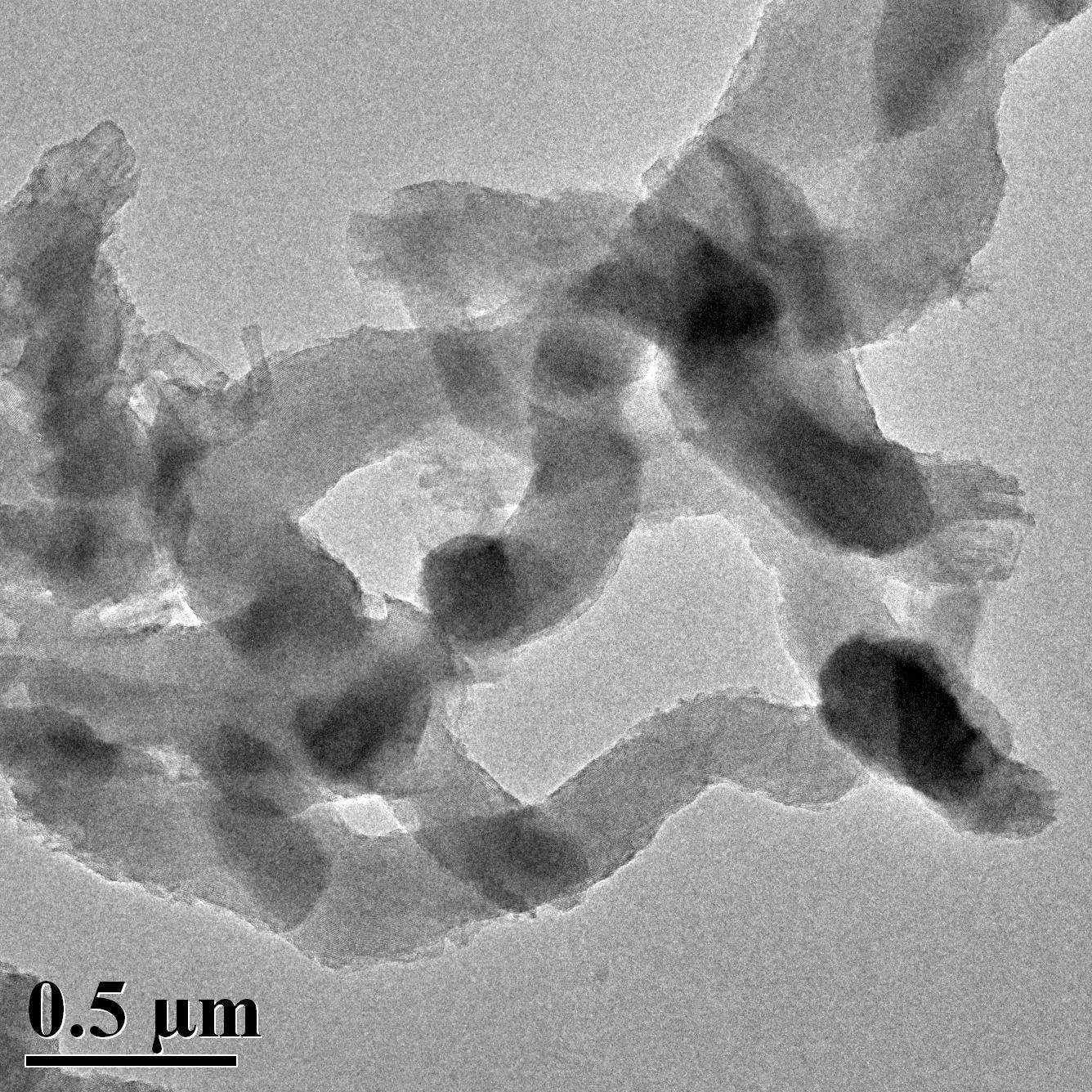 TEM Image (3) of ACS Material MCM-41 (Type A)